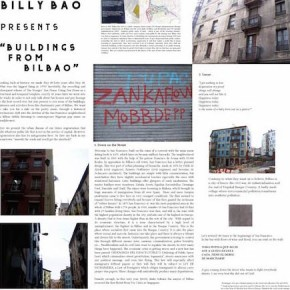 "B​.​F​.​E.10 - BILLY BAO ""Buildings from Bilbao"" LP (Sold Out)"