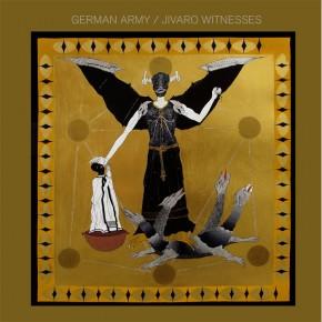 "B.F.E.21 - GERMAN ARMY ""Jivaro Witnesses"" LP (Sold Out)"