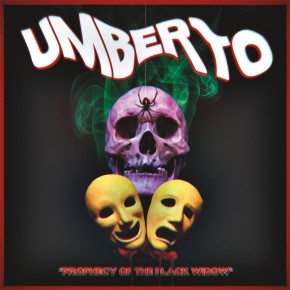 "B​.​F​.​E​.​24 - UMBERTO ""Prophecy of the black widow"" LP (Sold Out)"