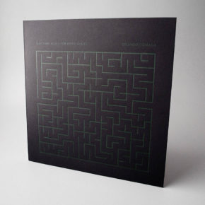 "Abst02 - ORLANDO / TOMAGA ""Playtime: Music For Videogames"" Lp (Sold Out)"