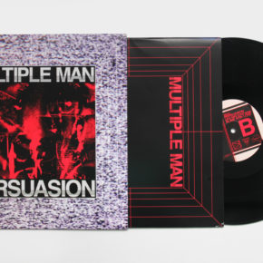"""B.F.E.25 - MULTIPLE MAN """"Persuasion"""" 12"""" (Sold Out)"""