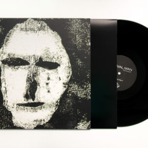 "B.F.E.38 - MINIMAL MAN ""The Shroud Of"" LP (Sold Out)"