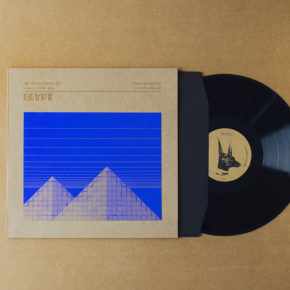 "Abst 03 - JONAS REINHARDT / JÜRGEN MÜLLER - ""The Encyclopedia Of Civilizations: Egypt"" Lp OUT NOW!"