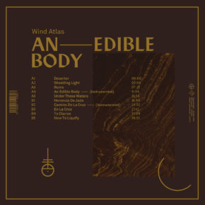 "B.F.E.44 – WIND ATLAS ""An Edible Body"" LP (Pre-Order)"
