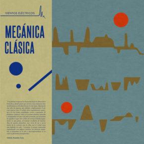 "ABST 09 - MECÁNICA CLÁSICA ""Vientos Eléctricos"" LP (Sold Out)"