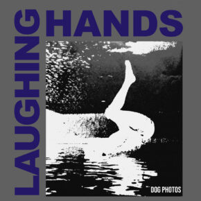 "B.F.E.59 - LAUGHING HANDS ""Dog Photos"" LP"