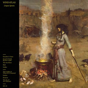 """B.F.E.28 - WIND ATLAS """"Lingua Ignota"""" LP (Sold Out)"""