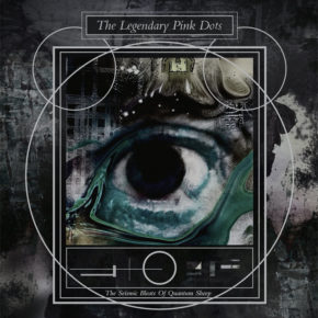 """ABST 01 - LEGENDARY PINK DOTS """"The Seismic Bleats of Quantum Sheep"""" LP (Sold Out)"""
