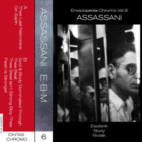 "EC06 - ASSASSANI ""Esoterik Body Mvzak"" CS (Sold Out)"