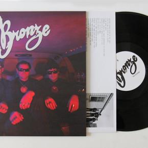 "B.F.E.31 – BRONZE ""In Stone"" LP (Sold Out)"