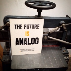 The Future Is Analog