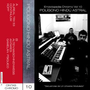 """EC10 – POLÍGONO HINDÚ ASTRAL """"Secuencias De Un Universo Modulado"""" CS (Sold Out)"""