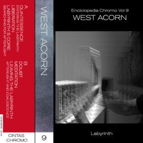 """EC9 - WEST ACORN """"Labyrinth"""" CS (Sold Out)"""