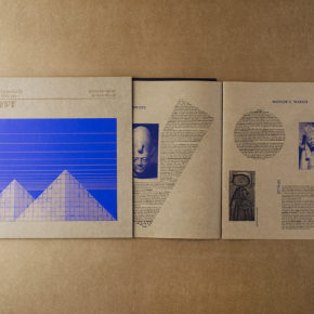 "ABST 03 - JONAS REINHARDT / JÜRGEN MÜLLER - ""The Encyclopedia Of Civilizations: Egypt"" Lp (Sold Out)"