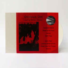 """B.F.E.40 - GLORIOUS DIN """"Leading Stolen Horses"""" Lp (Sold Out)"""