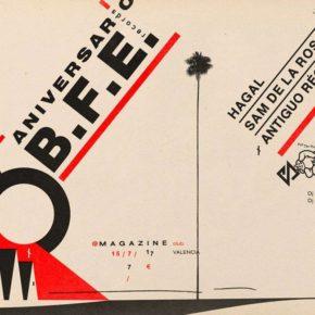 8º Aniversario B.F.E.Records (Sam De La Rosa +Antiguo Régimen + Hagal)