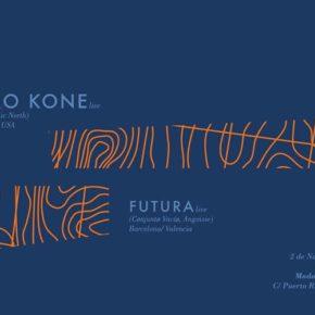 Abstract Trips Vol. 7: Hiro Kone + Futura