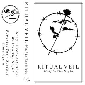"""B.F.E.43 - RITUAL VEIL """"Wolf In The Night"""" CS (Sold Out)"""