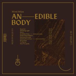 "B.F.E.44 – WIND ATLAS ""An Edible Body"" LP (Sold Out)"