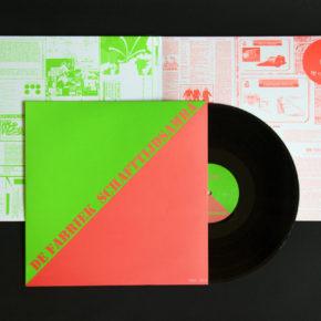 """B.F.E.47 – DE FABRIEK """"Schafttijdsamba"""" LP (Sold Out)"""
