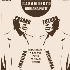 B.F.E.records 9º Aniversario - Dame Area *Futuro De Hierro *Caramuerto *Adriana Petit