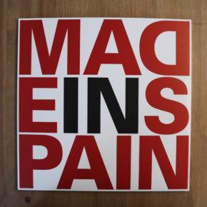 "B.F.E.49 – DE FABRIEK ""Made In Spain"" LP Out Now!!"