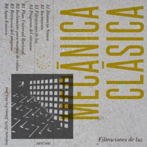 "ABST 08 - MECÁNICA CLÁSICA ""Filtraciones De Luz"" CS (Sold Out)"