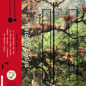 """CC12 - MECÁNICA CLÁSICA """"Colección Exigua Vol.1"""" CS (Sold Out)"""