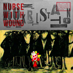 """ABST 11 – NURSE WITH WOUND """"Rock & Roll Station"""" 2LP (Sold Out)"""
