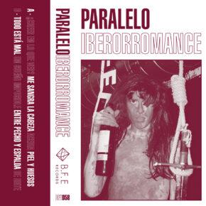 "B.F.E.58 - PARALELO ""Iberromance"" CS (Sold Out)"