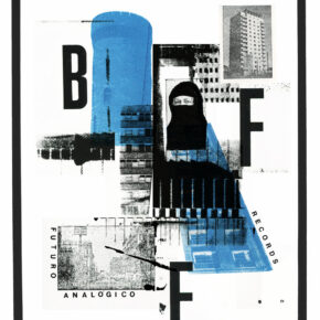 Poster #3 by Richard Vergez (Noir Age label)